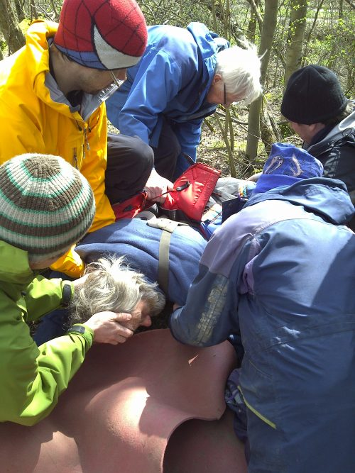 Wilderness First Aid for Hang Gliders