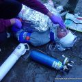 Medical Gases on High Peak Wilderness Expedition Leader Course
