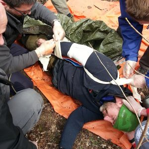 Outdoor First Aid 16hrs
