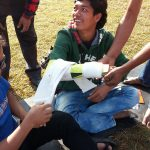 Wilderness and disaster training in Nepal