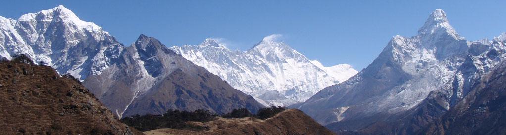 Everest 29029ft