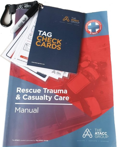 Rescue Trauma and Casualty Care RTACC
